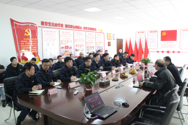 Huayuan company has successfully passed the supervision and audit of the three systems.